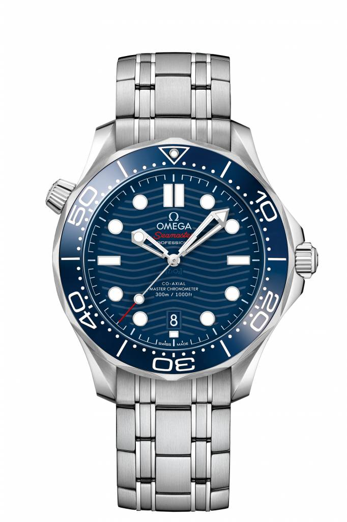 Omega Seamaster Diver 300M Omega Co-Axial Master Chronometer (21030422003001)