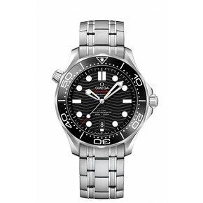 Omega Seamaster Diver 300M Omega Co-Axial Master Chronometer
