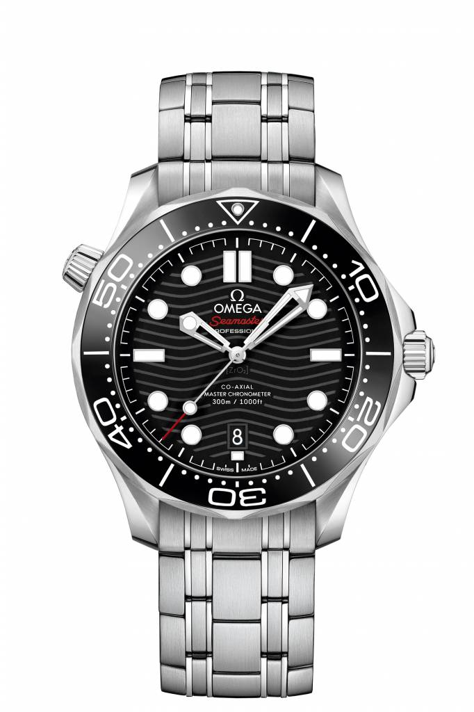 Omega Seamaster Diver 300M Omega Co-Axial Master Chronometer (21030422001001)