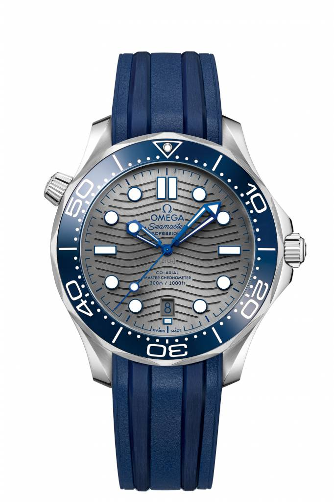 Omega Seamaster Diver 300M Omega Co-Axial Master Chronometer (21032422006001)