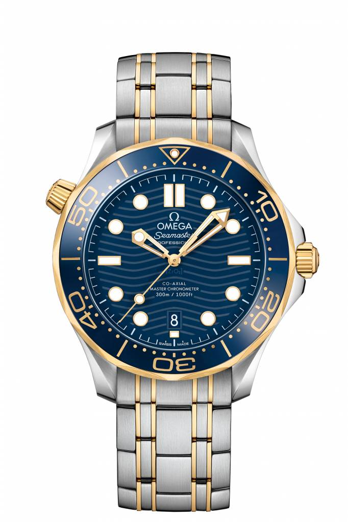 Omega Seamaster Diver 300M Omega Co-Axial Master Chronometer (21020422003001)