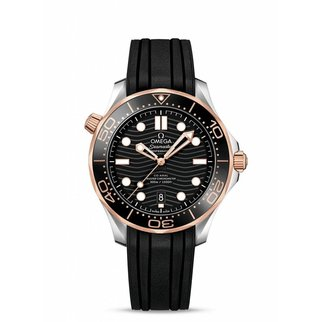 Seamaster Diver 300M Omega Co-Axial Master Chronometer