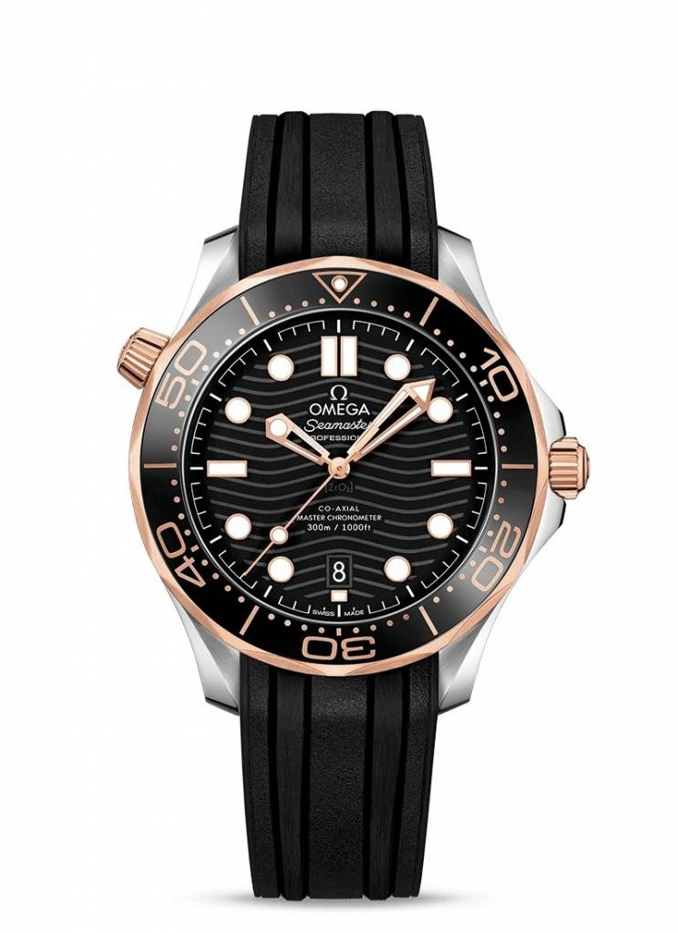 Omega Seamaster Diver 300M Omega Co-Axial Master Chronometer (21022422001002)