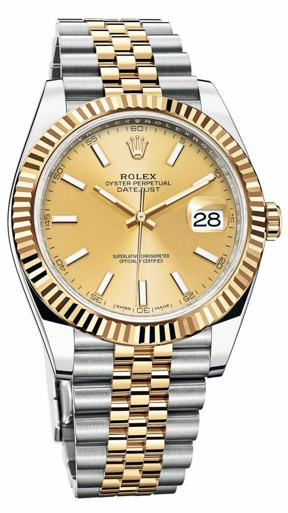 Rolex Oyster Perpetual Datejust II 41 (126333)