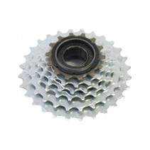 Freewheel 6V 14-28 Chrome