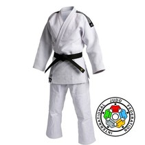 Judo suit Champion II IJF White
