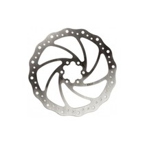 Brake disc SX20 stainless steel Ø200mm with 6 brake disc bolts