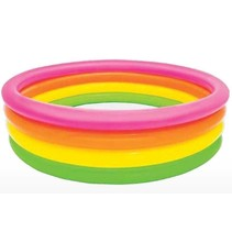 4-color inflatable children's pool