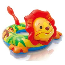 Swimming band in animal form (Lion)