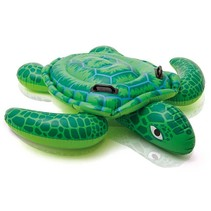 Small inflatable turtle