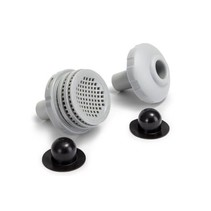 Inlet and exhaust set (32 mm)