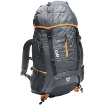 Ultra Trek backpack 60L grijs