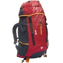 Ultra Trek backpack 60L rood