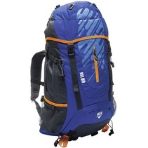Ultra Trek backpack 60L blauw