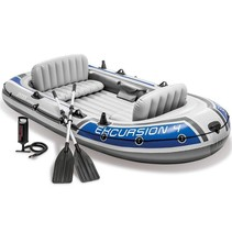 Excursion 4 inflatable boat