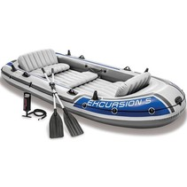 Excursion 5 inflatable boat