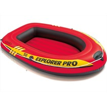 Explorer Pro 50 inflatable boat