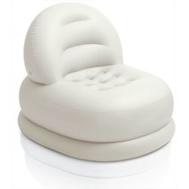 Inflatable Chair Fashion White