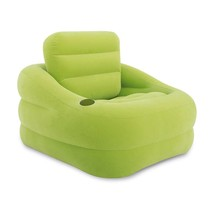 Accent chair green