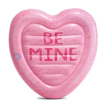 Candy Heart air bed