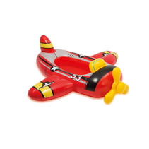 Swimming pool children's boat-Plane-Red
