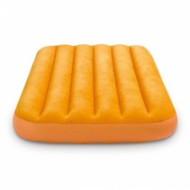 Cozy kidz children's air bed - orange