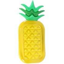 Pineapple air mattress