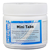 Chlortabletten - Long 90 Mini Tabs