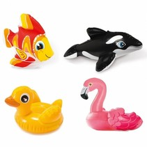 Inflatable animals (set of 6)