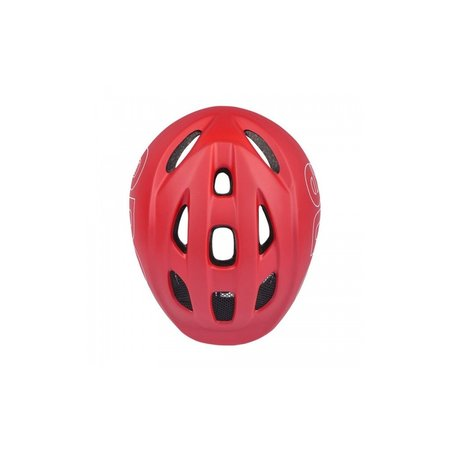 Bobike Go Fietshelm - Maat XS (46-53cm) - Strawberry Red