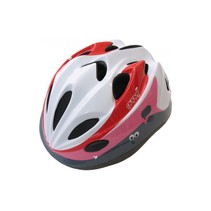 Bicycle helmet Guppy - pink / white - XS (48-52cm)