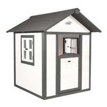 Playhouse Lodge (gray / white)