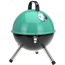 Ball Barbecue - green (32 cm)