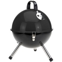 Ball Barbecue - schwarz (32 cm)