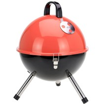 Ball Barbecue - red (32 cm)