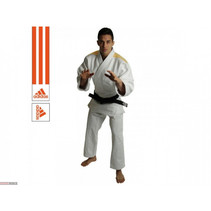 Judo suit J690 (White-Orange)