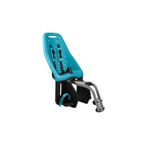 Child seat Rear Maxi Ocean-Blue (incl. Seat tube mounting)