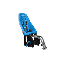 Child seat rear Maxi Blue (Incl. Seat tube mounting)