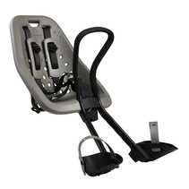 Childseat Front - Silver