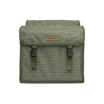 Double bicycle bag Fiori Double - 30 liters - Nomi Green