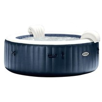 PureSpa inflatable Navy Bubble Spa