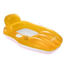 Chill 'N Float lounge chair (Orange)