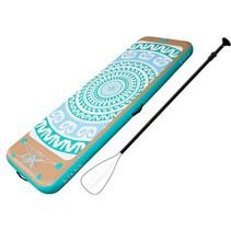 Yoga Supboard - opblaasbaar - 245x85x15 cm
