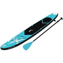 SUP Board Set - Opblaasbaar - 320x76x15cm - blauw