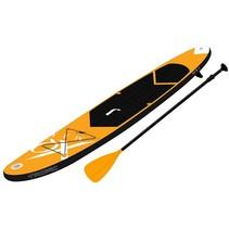 SUP Board Set - Opblaasbaar - 320x76x15cm - oranje