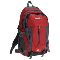 Backpack outdoor - 30 liters - red