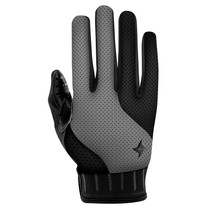 Hold Cycling Gloves Gray (Size: S)