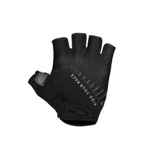 Vouk Cycling Gloves Black (Size: M)