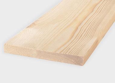 Vuren planken ruw