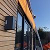 Eiken dubbel rhombus rabatdeel 28x135mm -  Geschaafd en aangedroogd Eikenhout